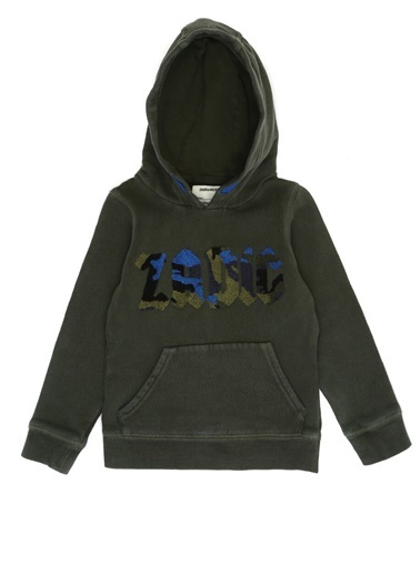Zadig&Voltaire Sweatshirt Yeşil